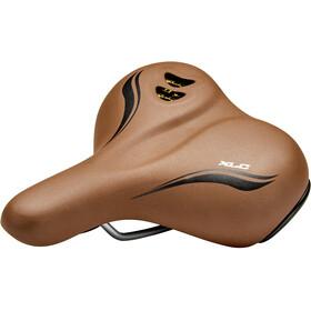 XLC SA-A24 All-Season Touring/City Saddle, brown